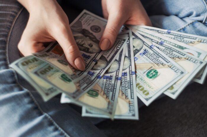 Peníze, které můžete získat v rámci bankovní půjčky.