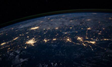 NASA jednou zprostředkuje pohled na pohled na Zemi z vesmíru.