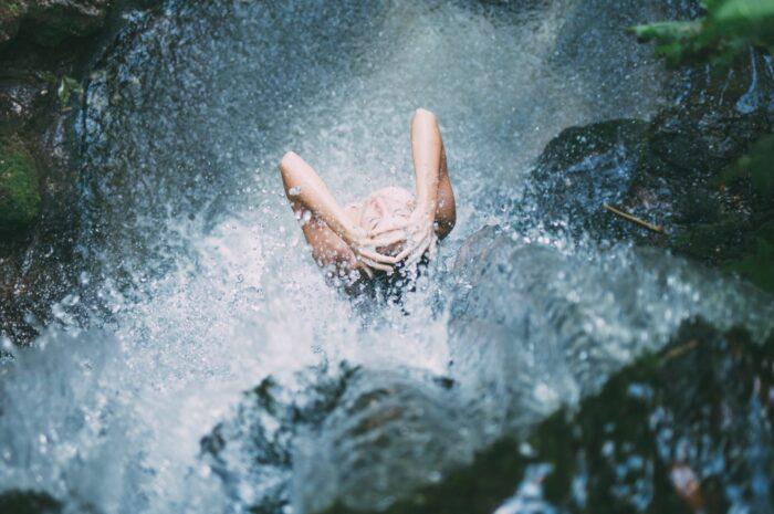 Otužování ve studené vodě má svá pravidla