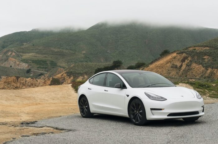 Tesla je ryzím specialistou na elektromobilitu